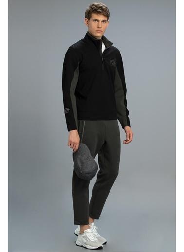 Lufian Orıo Sweatshirt Siyah